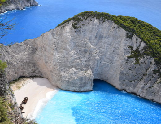 Travel Blog Zakynthos