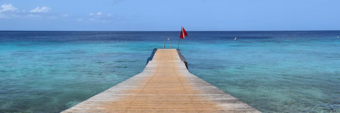 Tropical vibes Curacao