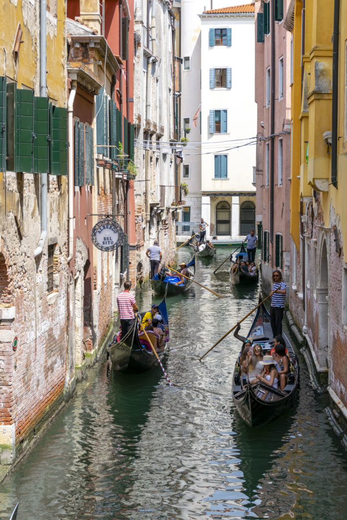 Venice canal Foodie with a Suitcase